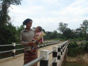 Photos du Pont de Naxay