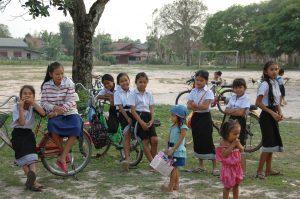 Photos de l'École de Dong Phonhae - AFAEL