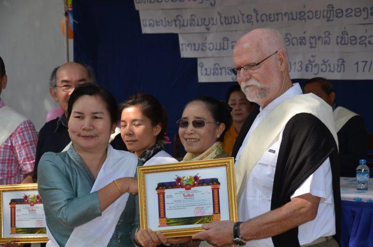 humanitaire laos